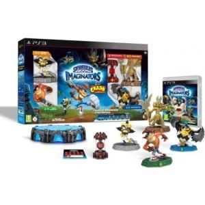 Activision - Skylanders : Imaginators - Pack de Démarrage - Crash Bandicoot [FR / NL] [PS3]