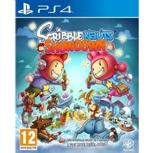 Warner Bros. Games - Scribblenauts : Showdown [FR] [Sony PS4]