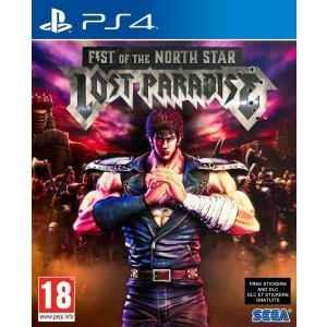 Atlus - Fist Of The North Star / Lost Paradise [Voix Japonnaises et Anglaises] [SONY PS4]