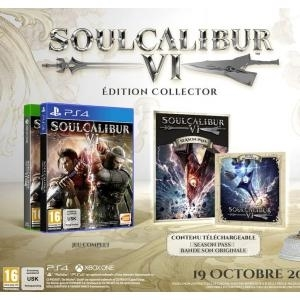 Bandai Namco Games - Soulcalibur VI [Edition Collector] [Microsoft Xbox One]
