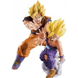 Banpresto - Figurine - Dragon Ball Z - VS Existence Son Goku & Son Gohan - 16 cm [Figurine]