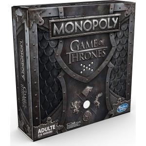 HASBRO - Monopoly - Game Of Thrones [Jeu de Société]