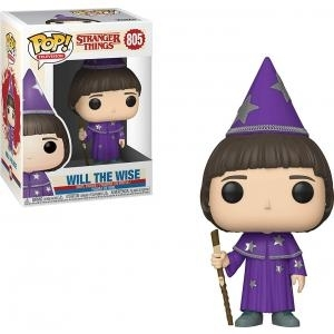 FUNKO - POP! - Television - 805 - Stranger Things - Will the Wise [Figurine POP]