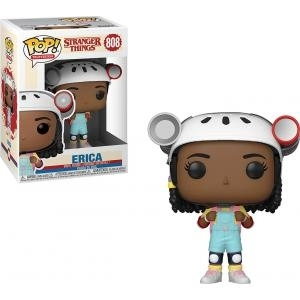 FUNKO - POP! - Television - 808 - Stranger Things - Erica [Figurine POP]