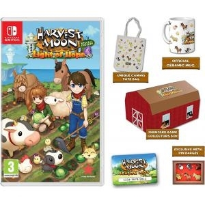Rising Star Games - Harvest Moon : Light Of Hope [Edition Collector] [FR / UK / DE / IT / ES] [Nintendo Switch]